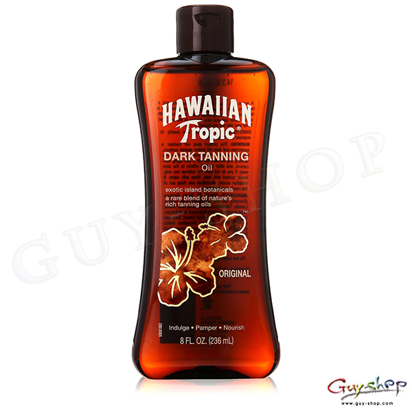 Hawaiian Tropic Original Dark Tanning Oil 236ml